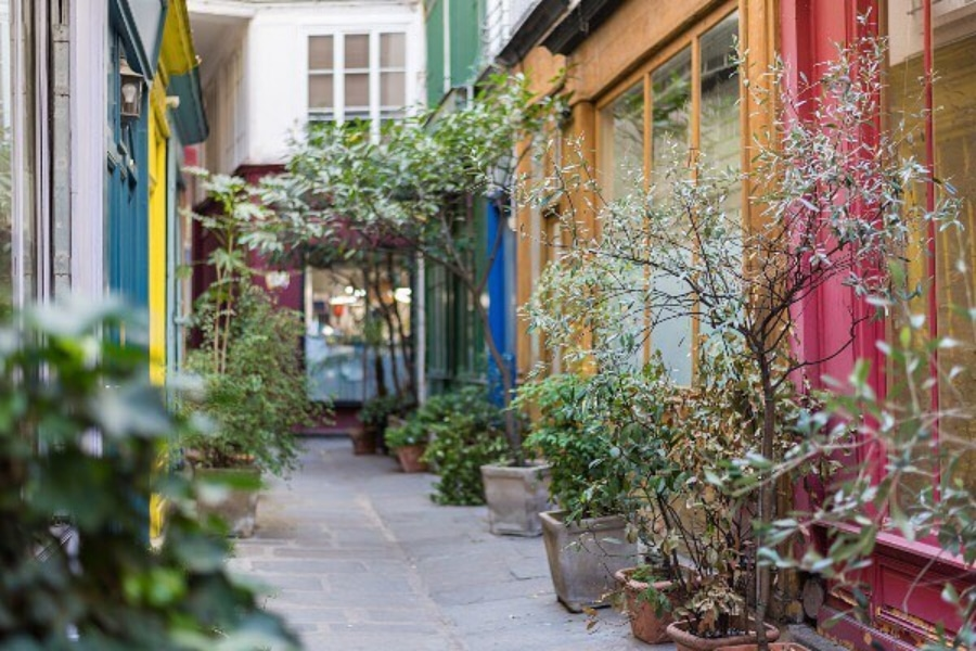 Les plus jolis passages secrets de Paris