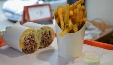 """Les meilleurs sandwichs """"à la broche"""" de Paris"""