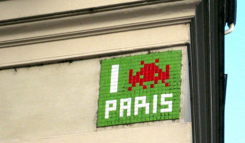 6 Choses à Savoir Sur Les Envahisseurs En Mosaïque De Paris