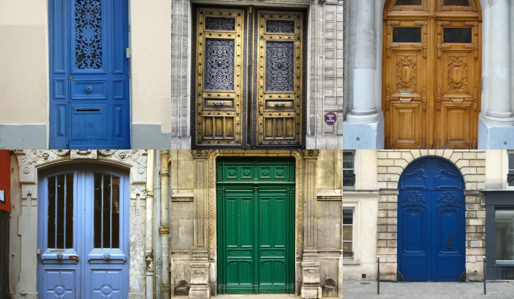 """Porte Haussmannienne close the door"""" : une expo photo pour tous les fans de portes"""