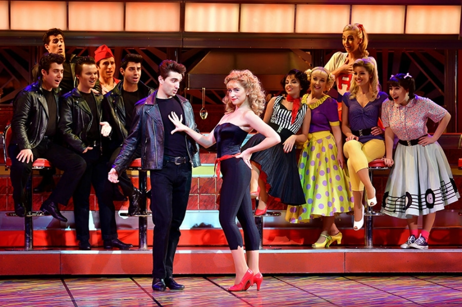 grease_Photo credit Paul Coltas_parissecret