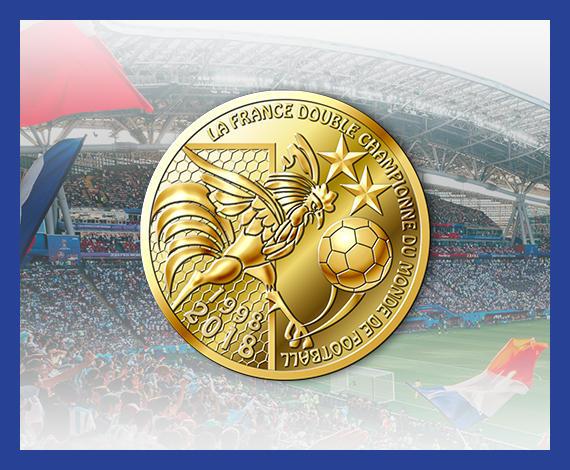 monnaie de paris france double championne du monde
