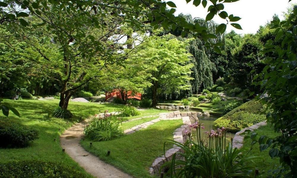 Les plus beaux jardins japonais de Paris - Paris Secret