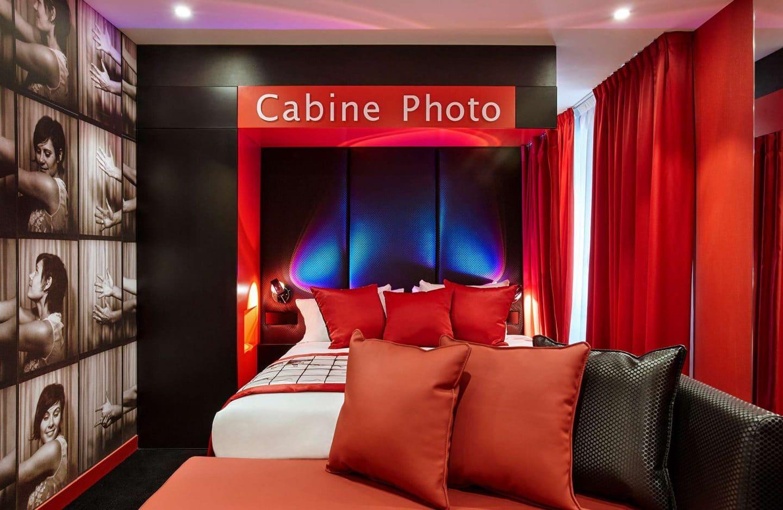 Decoration De Chambre Theme Paris les 21 chambres d'hôtel les plus insolites de paris