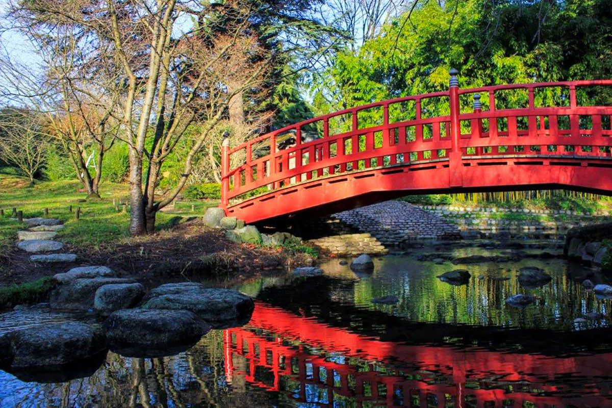 Le Musee Albert Khan Rouvre Ses Somptueux Jardins D Eden Paris