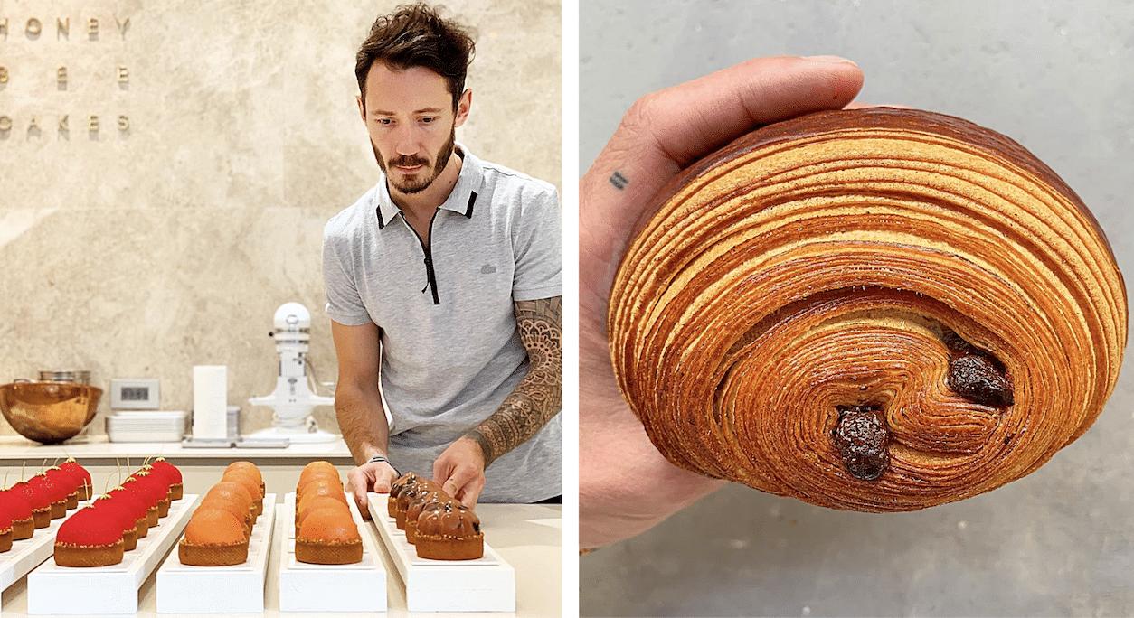 Ouverture imminente de la boulangerie parisienne de Cédric
