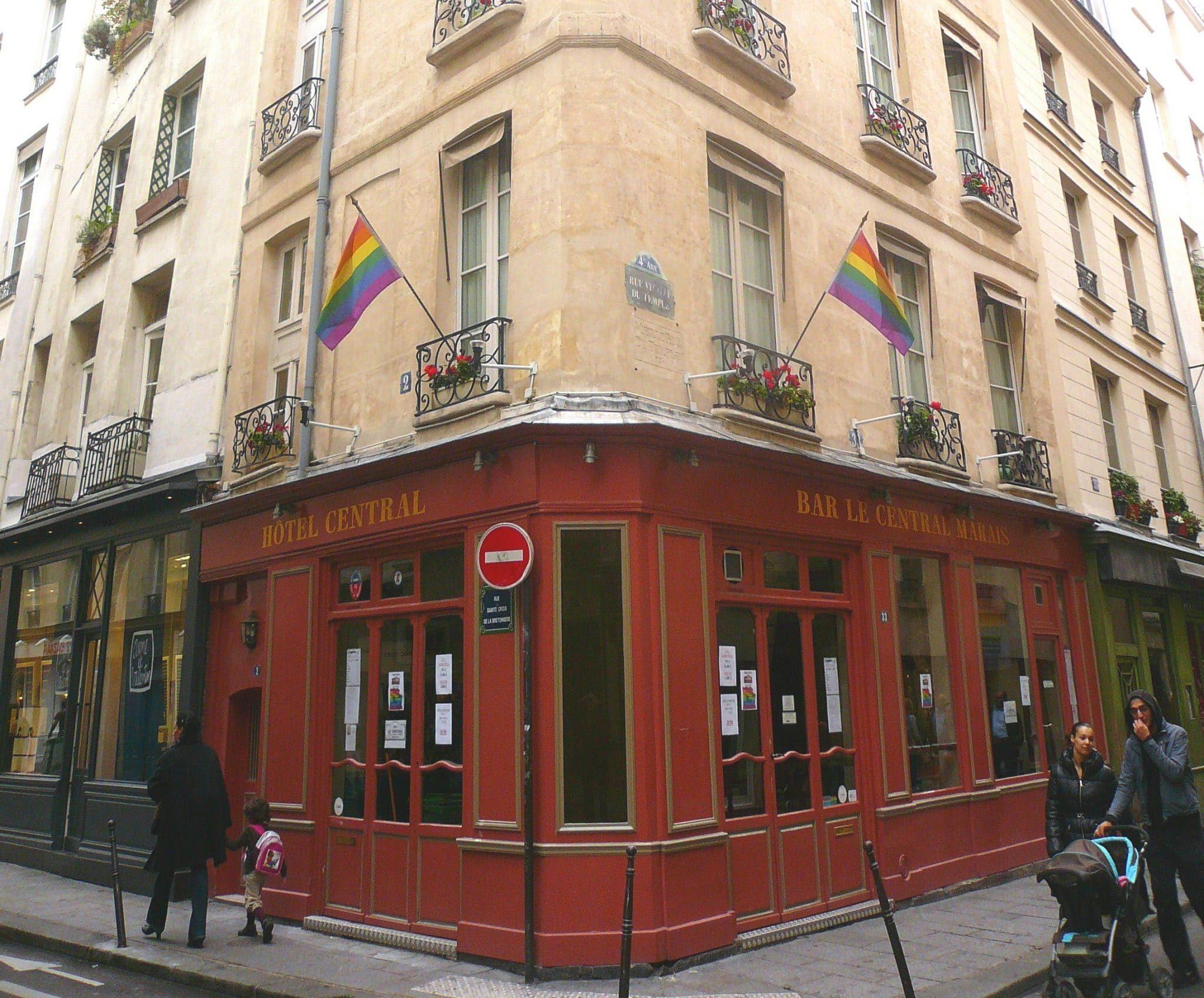 bar gay rencontre paris à Rouen