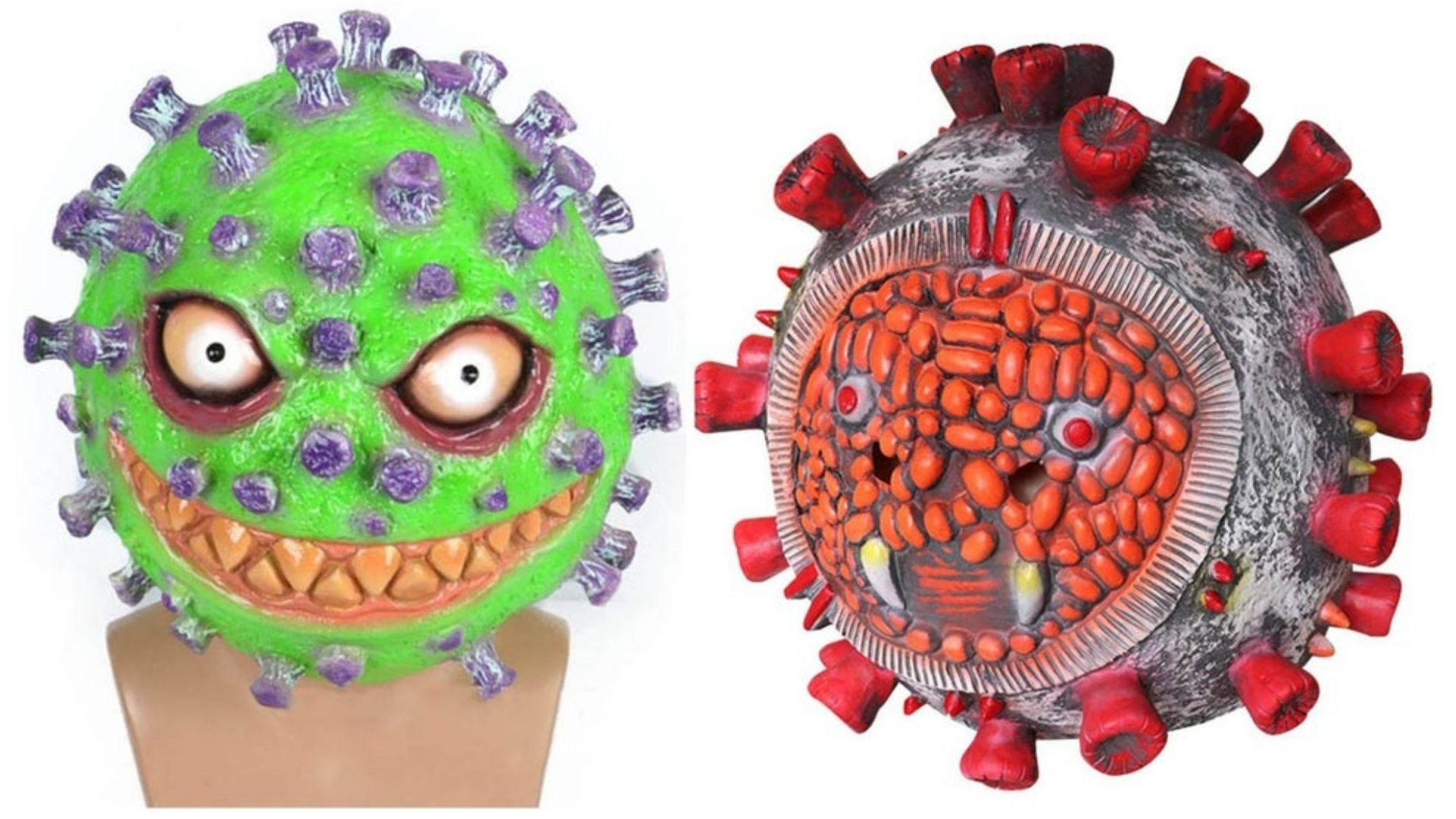 amazon masque covid halloween coronavirus